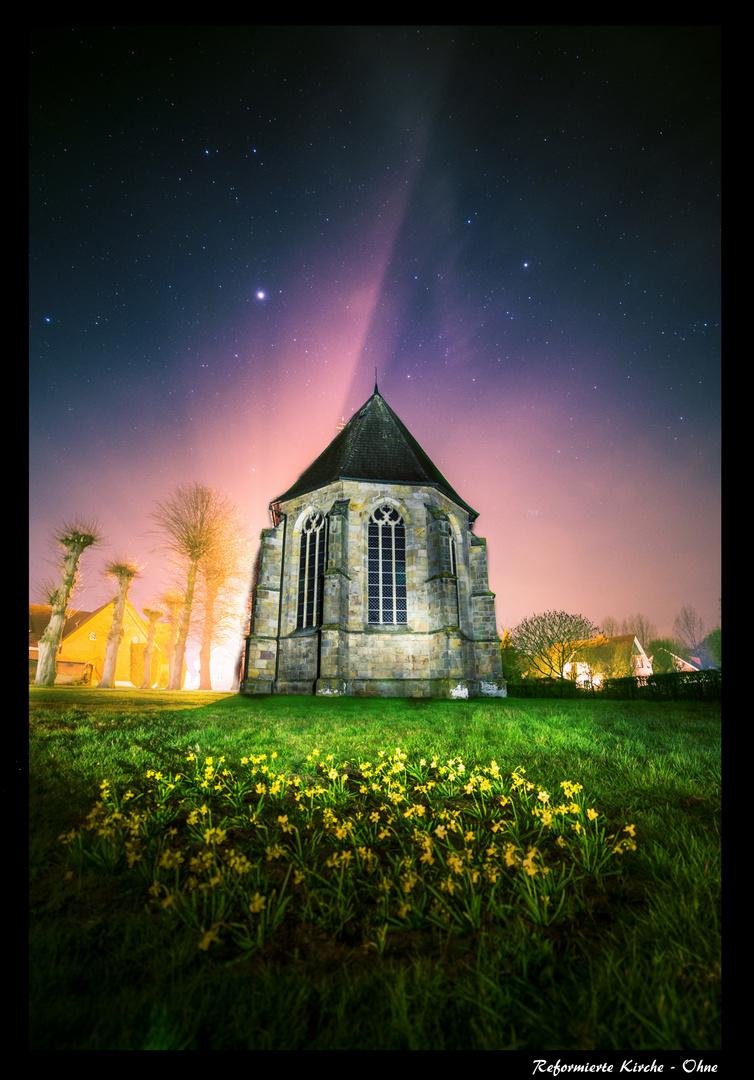 Die reformierte Kirche in Ohne
