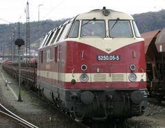 Die Reichsbahn lässt grüßen
