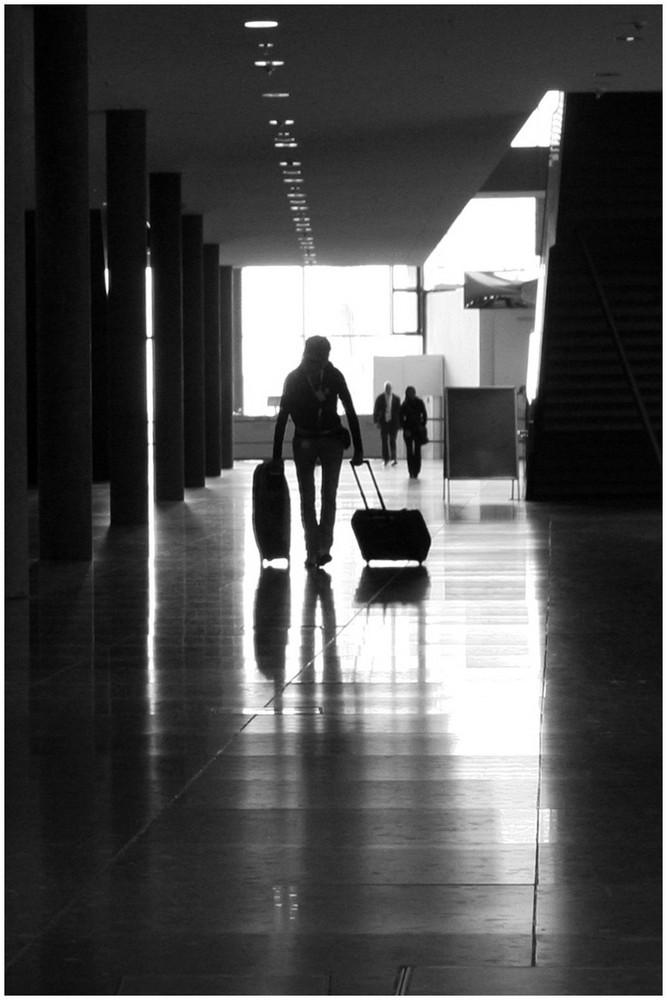 Die Reisende (1)