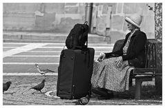 Die Reisende