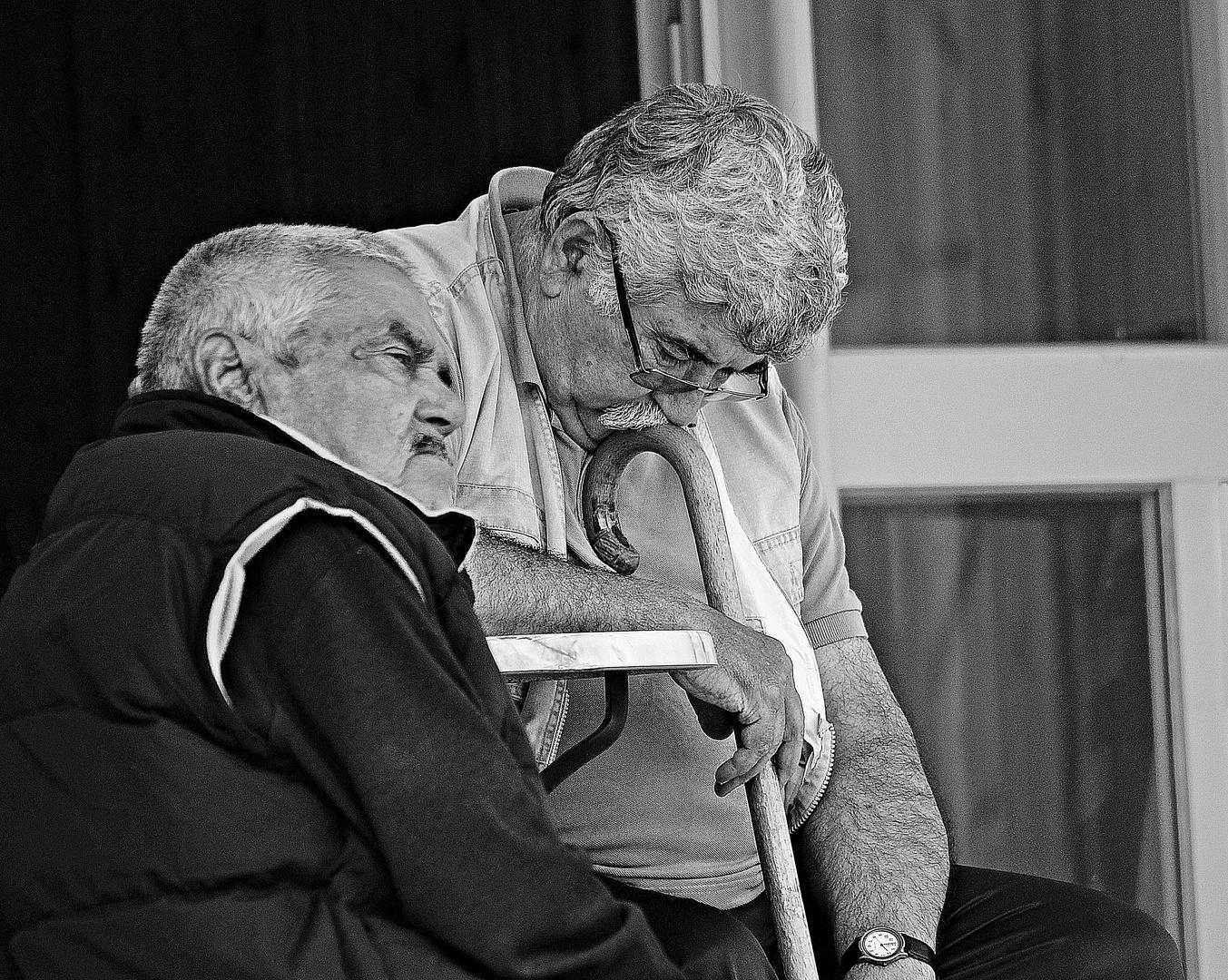 Die Rentner von Tzermiado