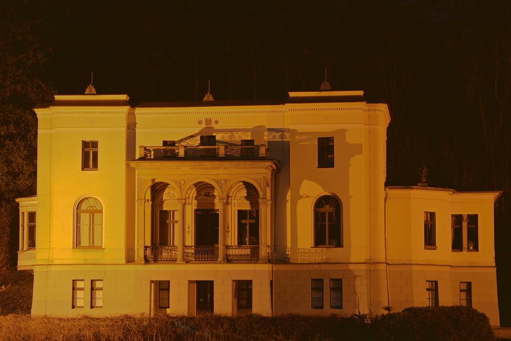 Die Reuter Villa in Eisenach