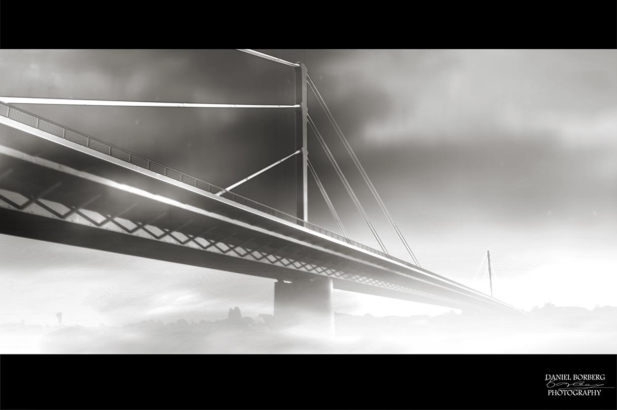 Die Rheinbrücke