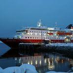 Die RICHARD WITH in Kirkenes
