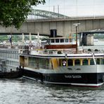 Die RIVER QUEEN in Köln