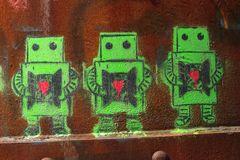 Die Roboter kommen!