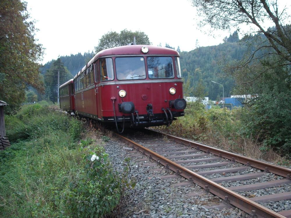 Die Rodachtal-Bahn