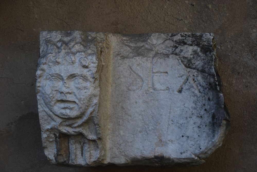 Die Römer dachten auch nur an das Eine