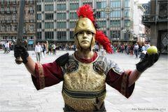 die Römer sind zurück in Köln ....