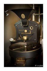 Die Röstmaschine