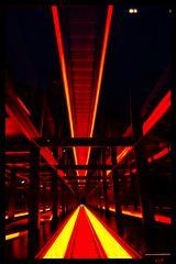 Die Rolltreppe....