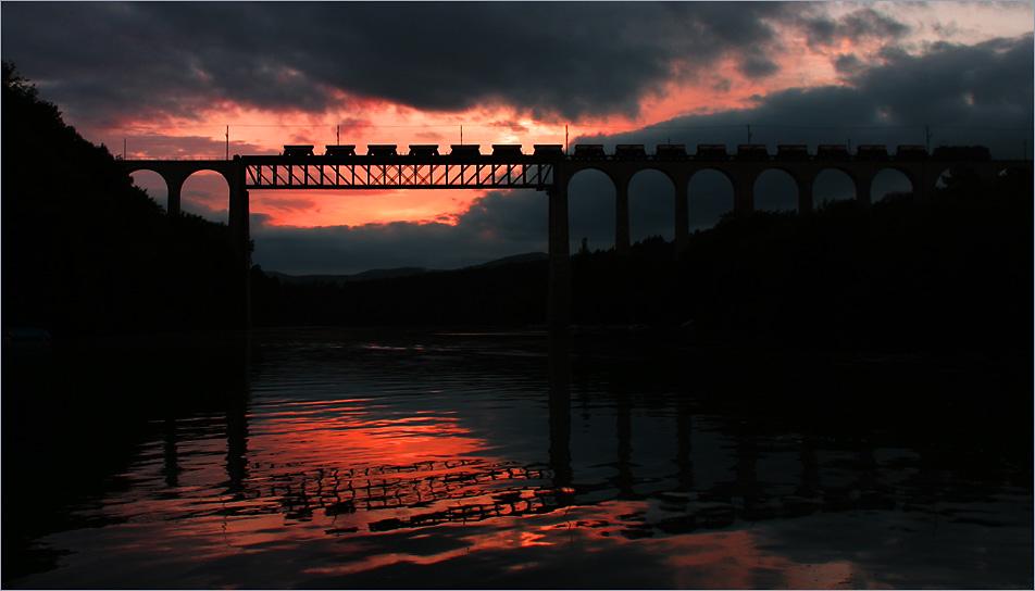 die romantische Eisenbahn