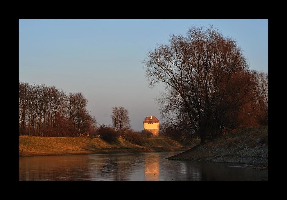 Die Roos mit Wasserturm
