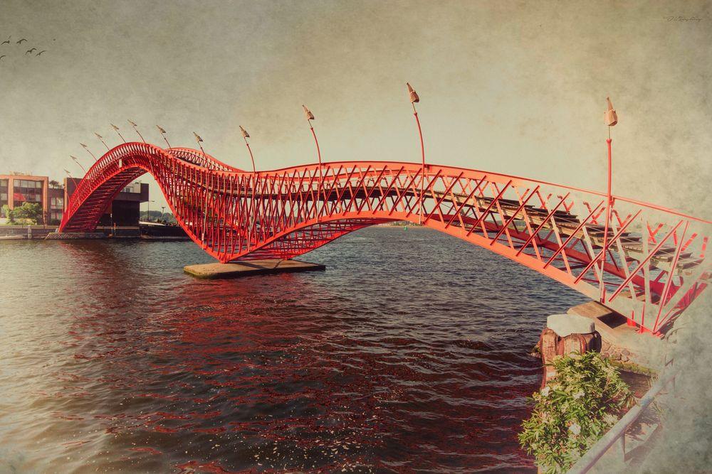 Die rote Anakonda