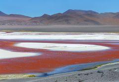 Die rote Lagune