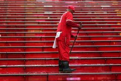 Die Rote Treppe