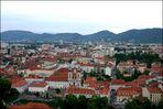 Die roten Dächer von Graz II