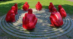Die roten Männer von Bamberg