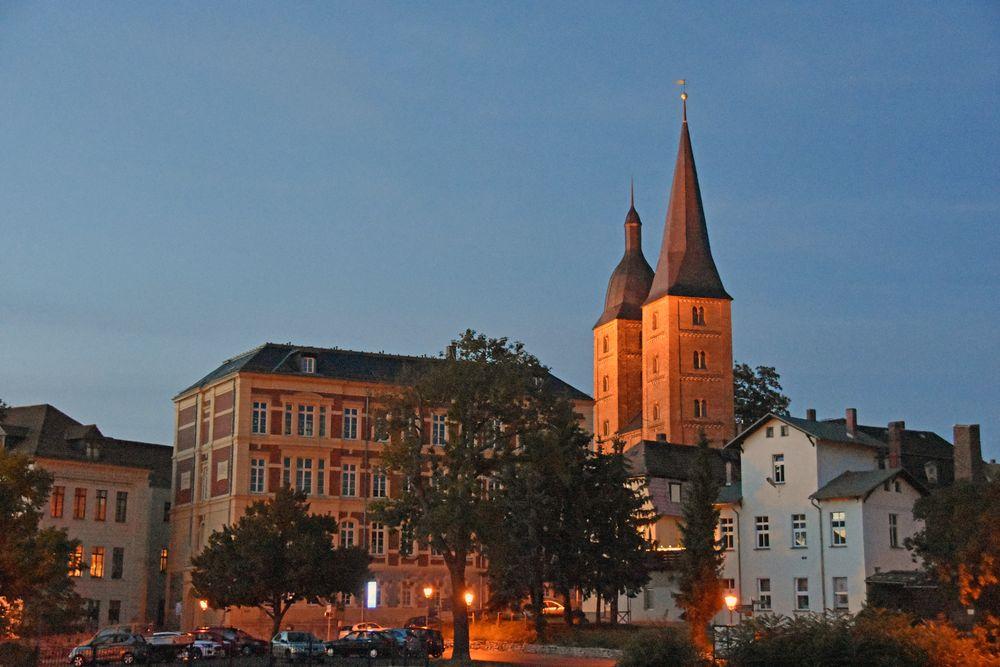Die Roten Spitzen, Altenburgs Wahrzeichen