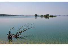 die Ruhe am See.....