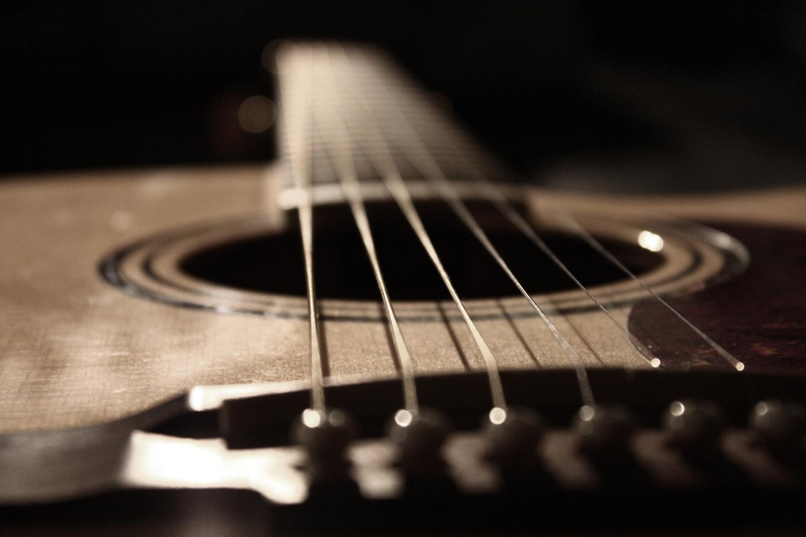 Die Ruhe der Musik