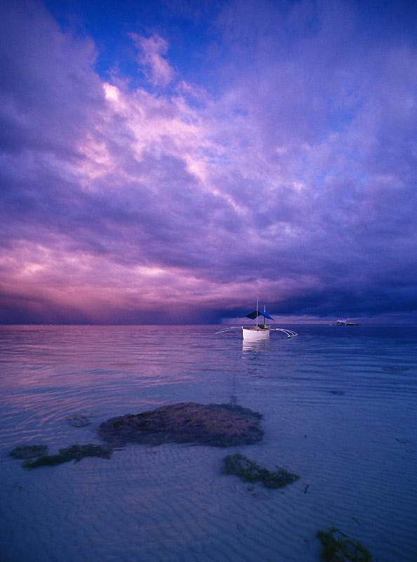 die Ruhe vor dem Sturm......