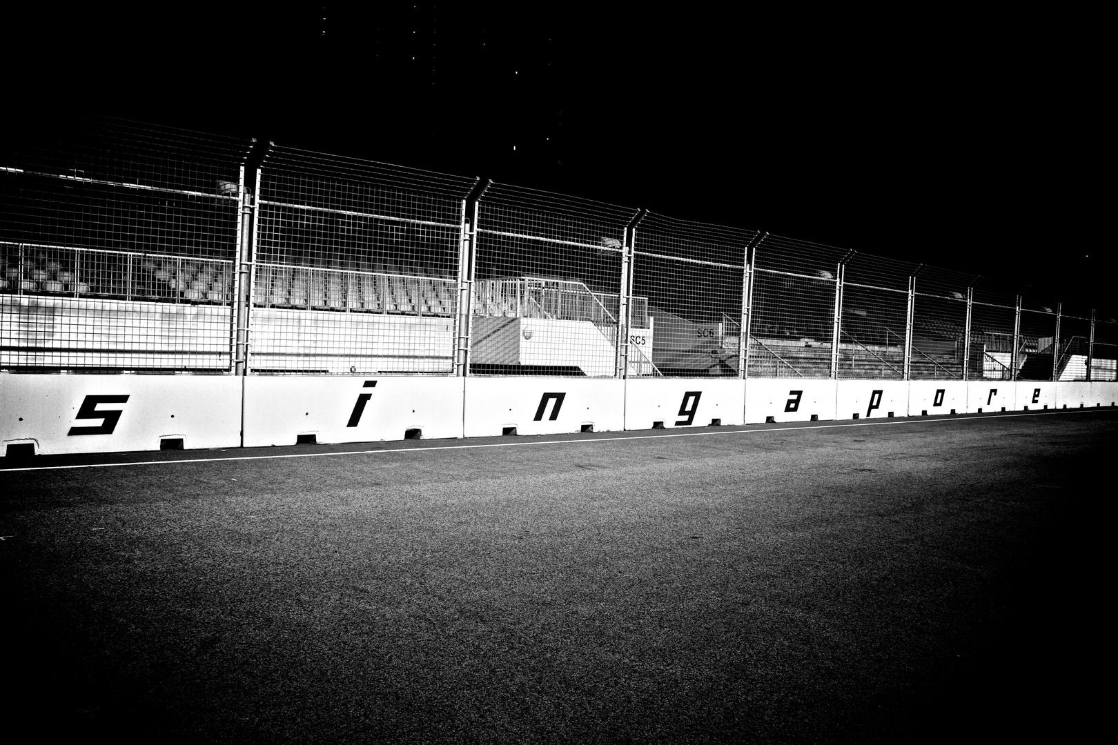 Die Ruhe vor dem Sturm - Formel 1 in Singapur