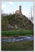Die Ruine Ardeck...