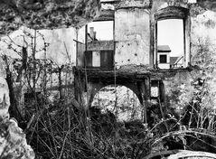 Die Ruine ....