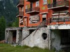 Die Ruine des Hotel Paradiso im Martelltal 2