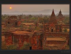 Die Ruinen von Bagan - DRI