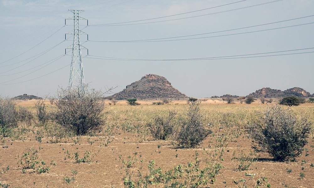 Die Rundreise durch den nördlichen Sudan beginnt ...