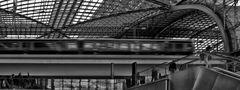 Die S - Bahn in Berlin