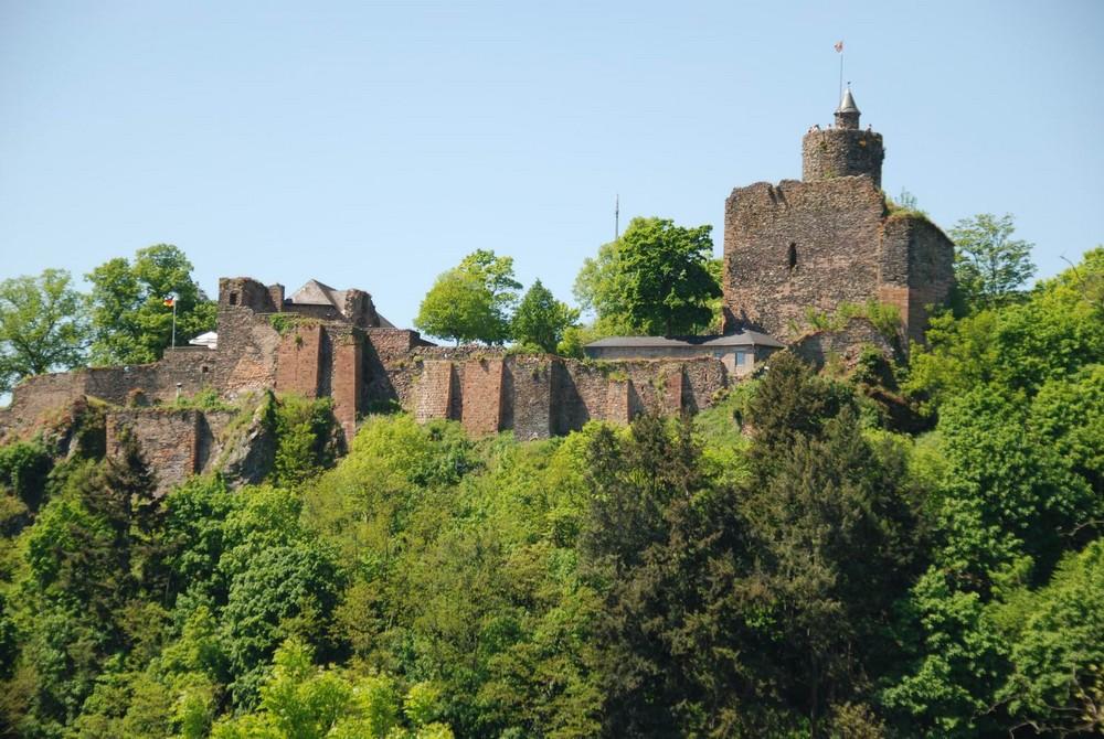 die Saarburg