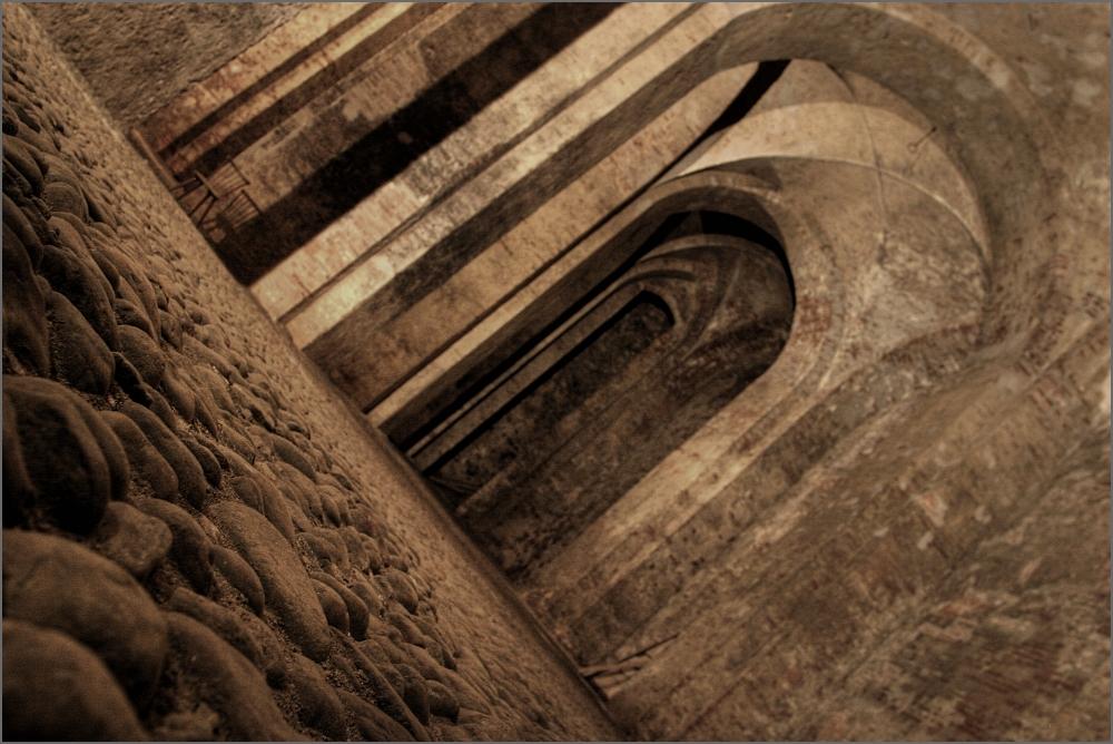 Die Säulen der Erde...