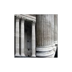 die säulen von st. paul´s