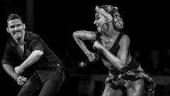 Die Samba in SW von Marius-Andrei Balan & Kristina Moshenska
