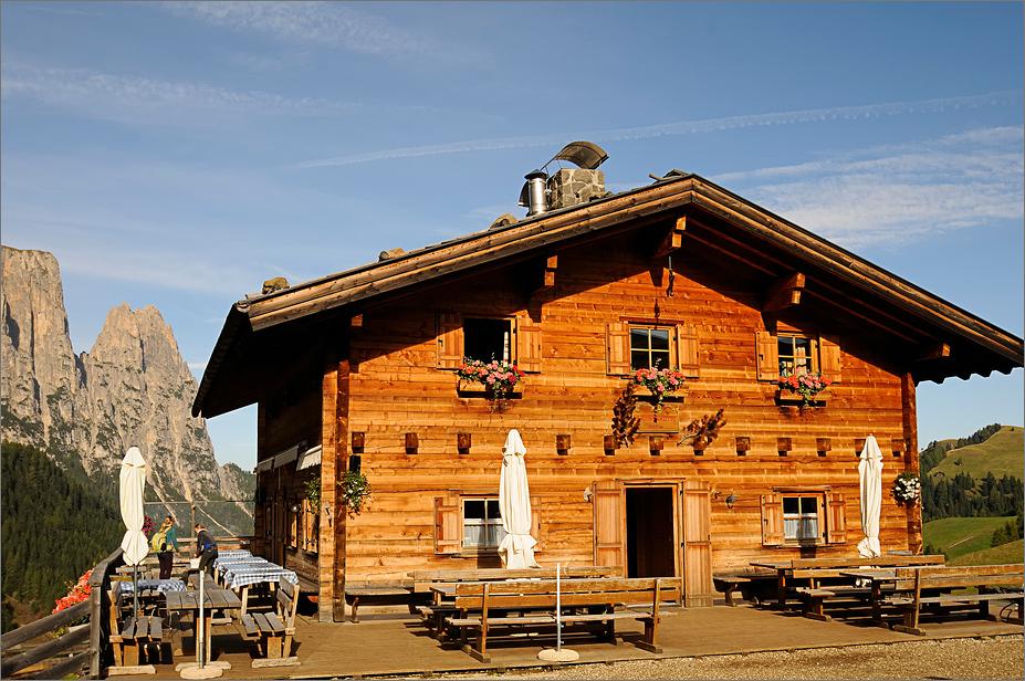 Die Santnerhütte