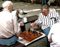 Die Schachpartie