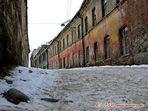 Die Schattenseite der  Altstadt