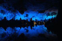 Die Schilfrohrflötenhöhle