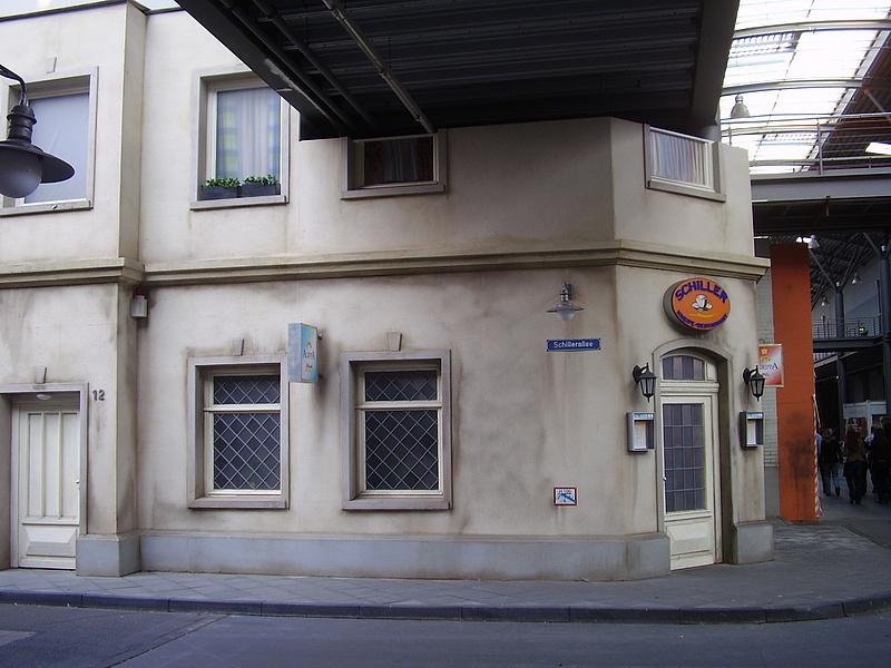 Die Schiller Kneipe & Restaurant