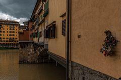 die Schlösser.... der Ponte Vecchio