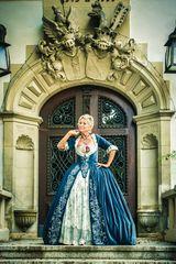 Die Schlossherrin