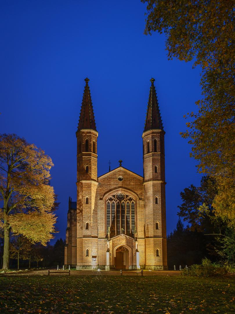 Die Schlosskirche Letzlingen
