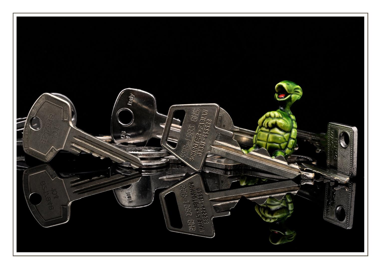 Die Schlüssel-Figur