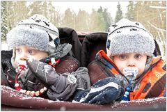 Die Schnee-Zwillinge