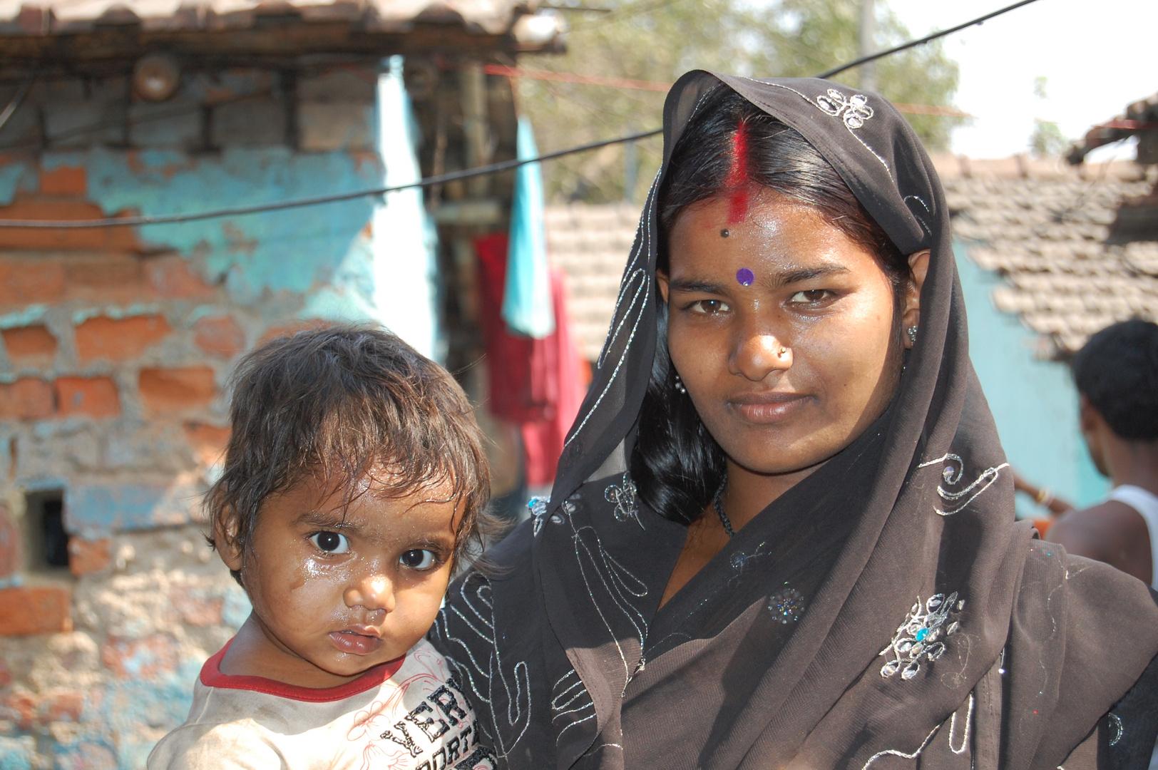 Die Schöne aus dem Slum