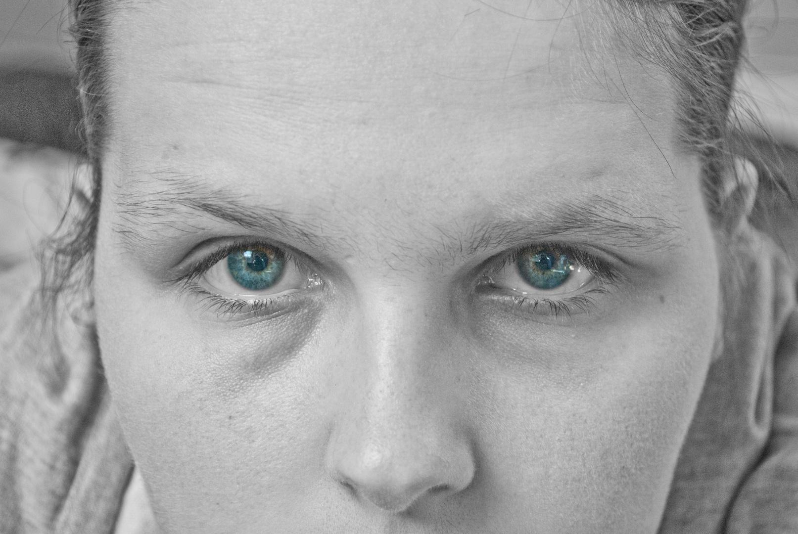 Die Schönsten Augen Der Welt Foto Bild Fotos Von Teilen Des