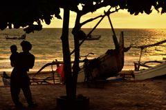 Die schönsten Sonnenuntergänge sind auf Bali ..DSC_7401-2